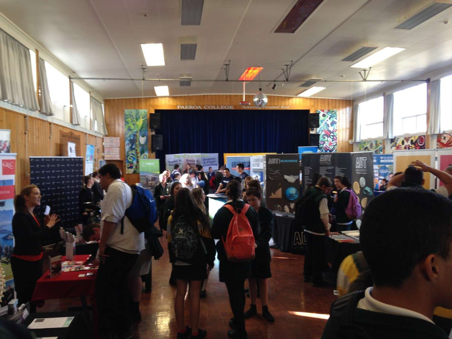 Careers Roadshow