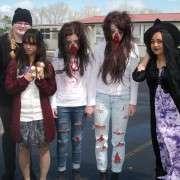 Shannon, Melissa, Shandi, Elly & Emelyn